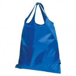 Eldorado- sacosa textila clasica pliabila  - 072404, Blue