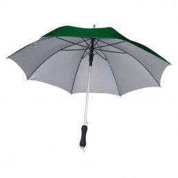 Umbrela 2 fete cu protectie UV - 520299, Dark green