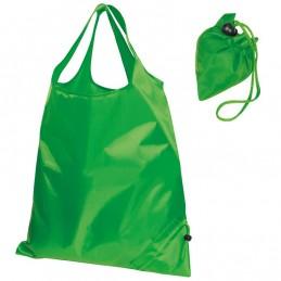 Eldorado- sacosa textila clasica pliabila  - 072409, Green