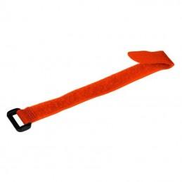 Bratara cu catarama  - PUVAIBINF00, Neon Orange