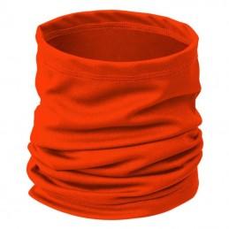 Fular tubular adult unisex - TCVASTONF01, Neon Orange
