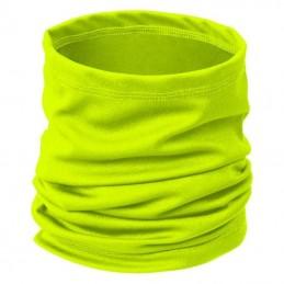 Fular tubular adult unisex - TCVASTOAF01, Neon Yellow