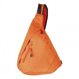Rucsac cu o bretea, triunghiular - 419110, Orange