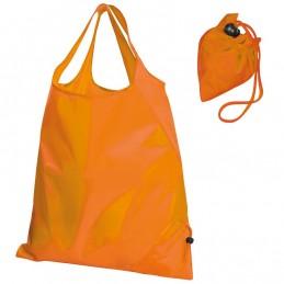 Eldorado- sacosa textila clasica pliabila  - 072410, Orange