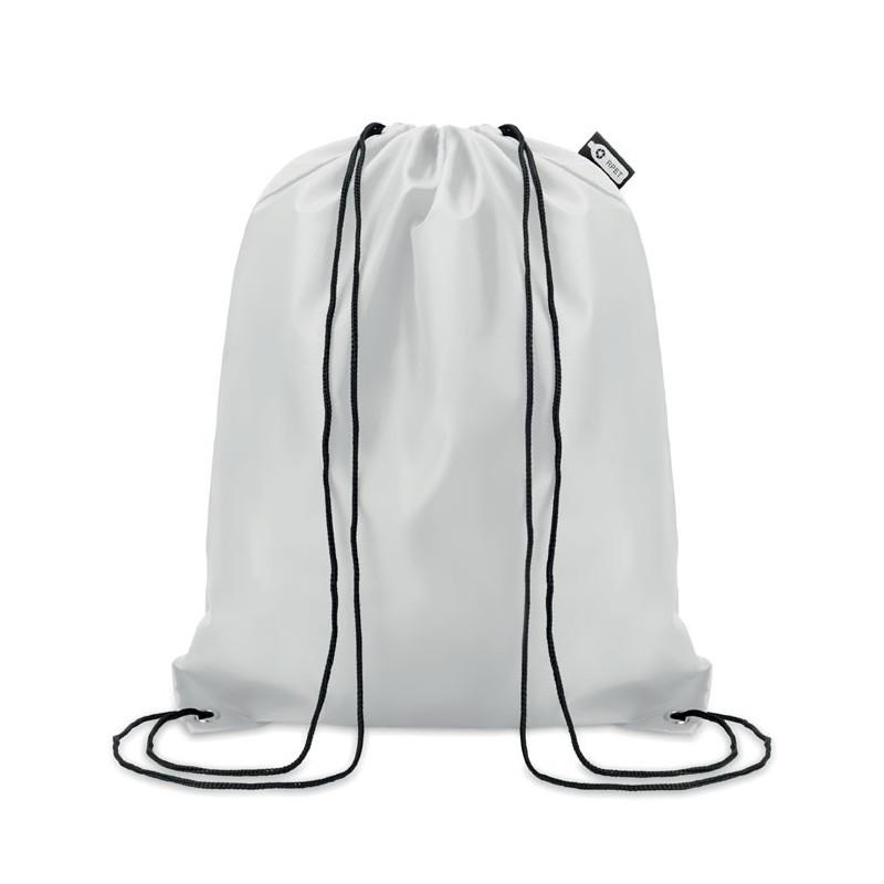 SHOOPPET - Sac cu cordon 190T RPET        MO9440-06, White