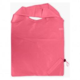 Eldorado- sacosa textila clasica pliabila  - 072411, Pink