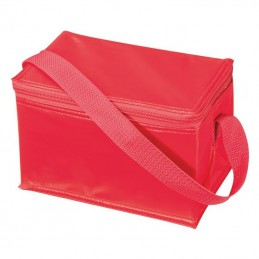 Cooler bag 6 x 0.33 l Aspen - 700405, Red
