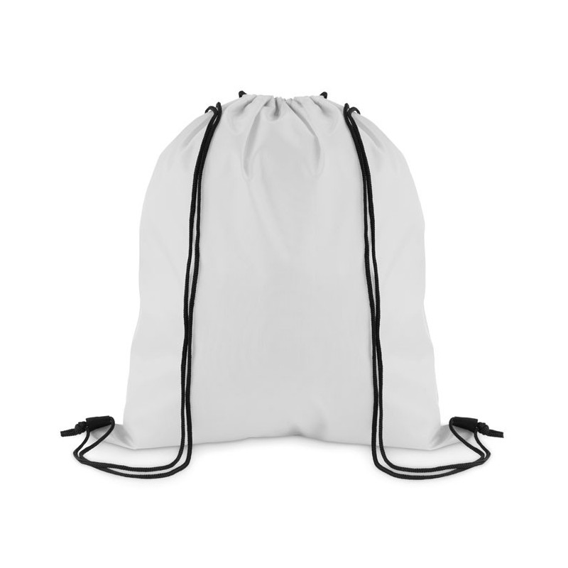 SIMPLE SHOOP - Rucsac din poliester 210D      MO9828-06, White