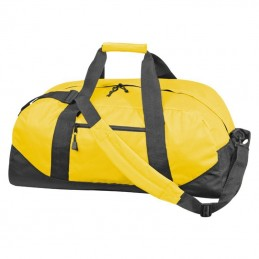 Sports travel bag Palma - 206108, Yellow