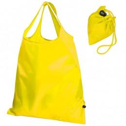 Eldorado- sacosa textila clasica pliabila  - 072408, Yellow