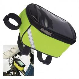 geanta pentru bicicleta organzator - 049008, Yellow