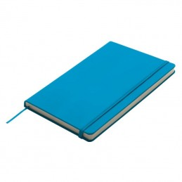 Carnetel A5  160 pagini veline coperti PU - 312114, Turquoise