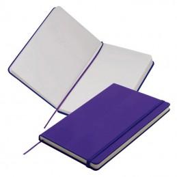 Carnetel A5  160 pagini veline coperti PU - 312112, Violet
