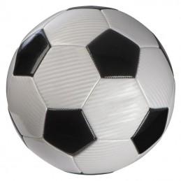 Minge fotbal Hexagon oficial size - 149406, WHITE