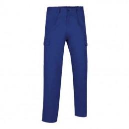 Caster - Pantaloni cu buzunare laterale S-4XL BLUISHBLUE