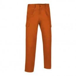 Caster - Pantaloni cu buzunare laterale S-4XL ORANGE