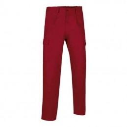 Caster - Pantaloni cu buzunare laterale S-4XL LOTTO RED