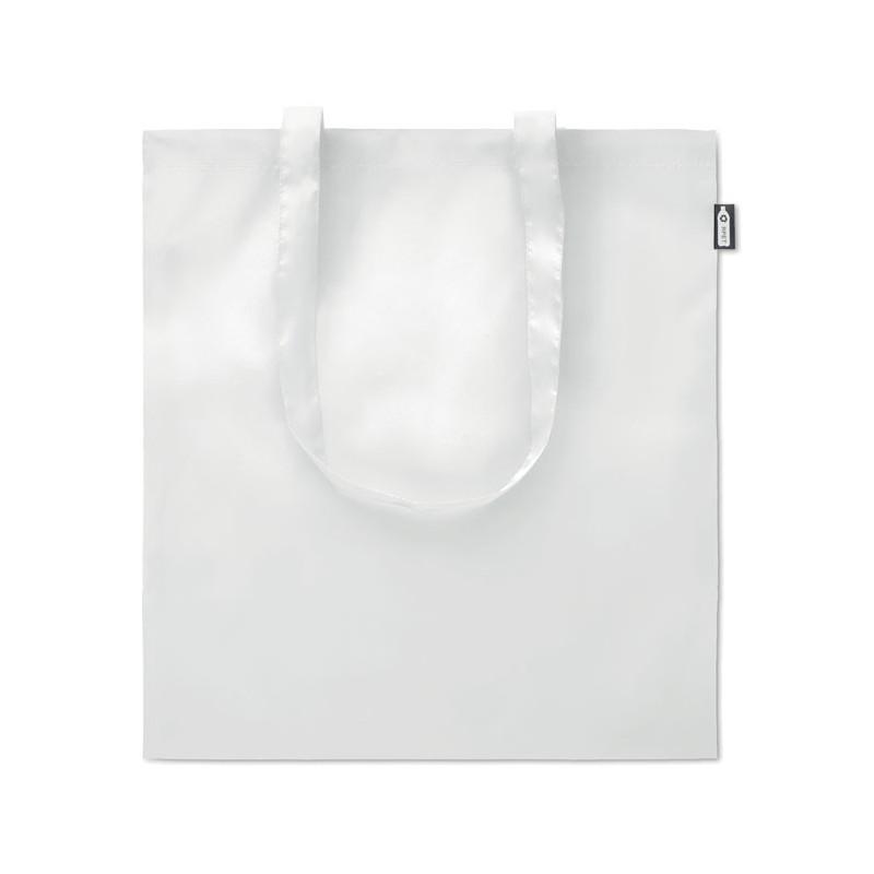 TOTEPET - Sacoșă cumpărături 100gr RPET  MO9441-06, White