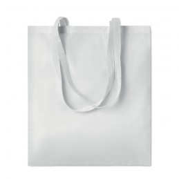 SUBLIM COTTONEL - Sublimation shopping bag       MO9559-06, White