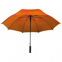 Umbrela mare d. 130 cm automata - 153110, ORANGE