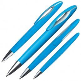 Pix plastic mecanism twist - 353924, Blue ciel