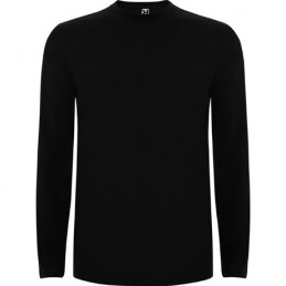 Tricou cu maneca lunga bumbac 100% la 160 g/m2 Extreme negru