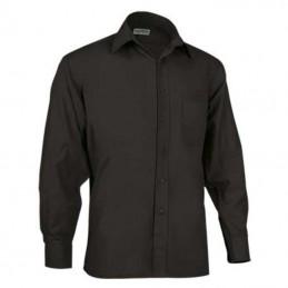 Camasa barbati 65% polyester, 35% cotton. 120 grs/m2 poplin fabric. Oporto Long Sleeves