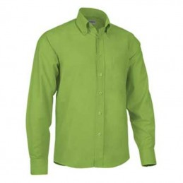 Camasa dama oxford 30% polyester, 70% cotton. 170 grs/m2 Ceremony verde