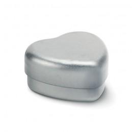 BALMO COEUR - Balsam buze în cutiuță metalic MO8740-06, White