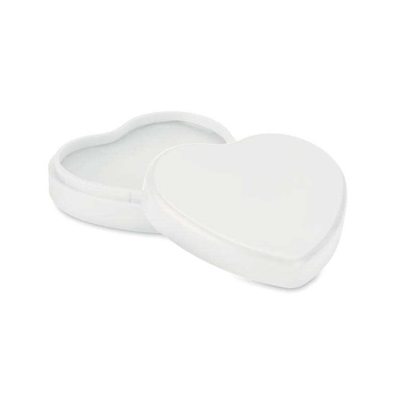 COEUR - Balsam buze în formă de inimă  MO9807-06, White