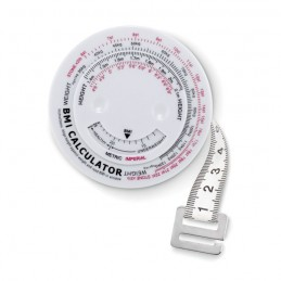 MEASURE IT - Calculator masă corporală      MO8983-06, White