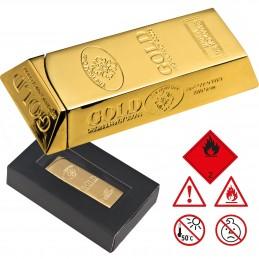 """Brichetă """"Lingou de aur"""" - 9874198, Gold"""