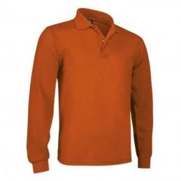 Tricou polo cu maneca lunga 220 gmp PREDATOR orange