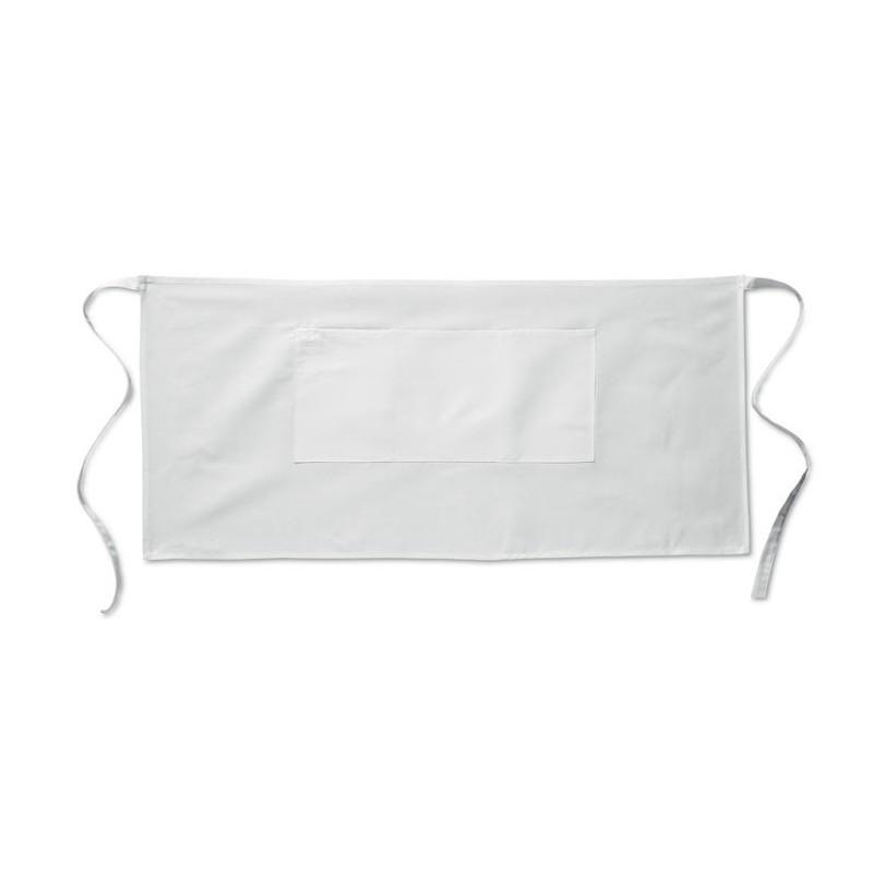 JARosu - Șorț de bucătărie              MO8305-06, White
