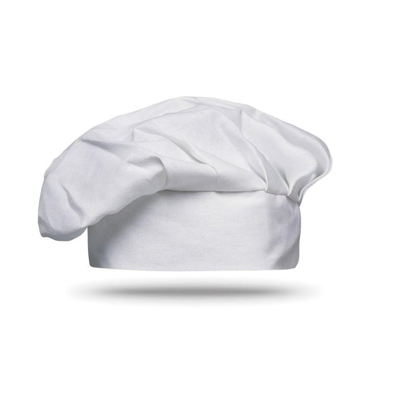 CHEF - Bonetă chef 130 gr/m2          MO8409-06, White