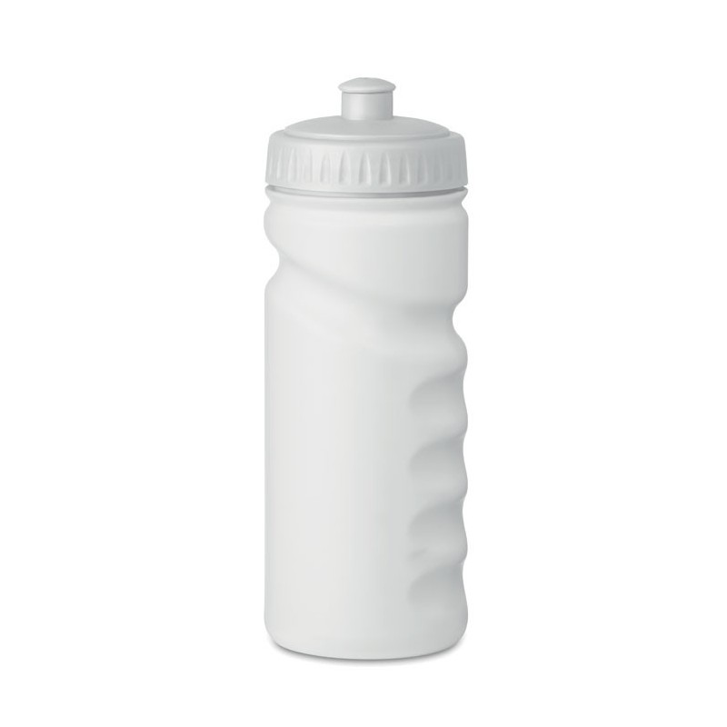 SPOT EIGHT - Sticlă din PE de 500ml         MO9538-06, White