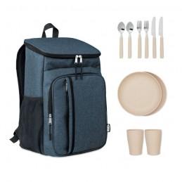 MONTECOOL. Geantă răcire picnic 600D RPET MO6167-04, blue