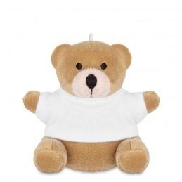 NIL - Breloc cu ursuleț              MO6122-06, White