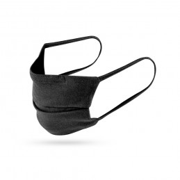 THC ATLANTIDA. Mască textilă reutilizabila - 98909-103, Negru