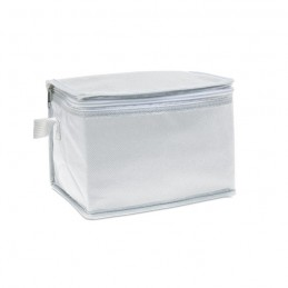 PROMOCOOL - Geantă termoizolantă p. 6 doze MO7883-06, White