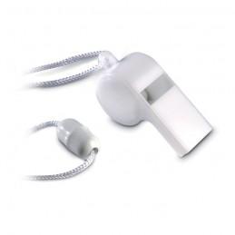 REFEREE - Fluier cu șnur                 MO7168-06, White