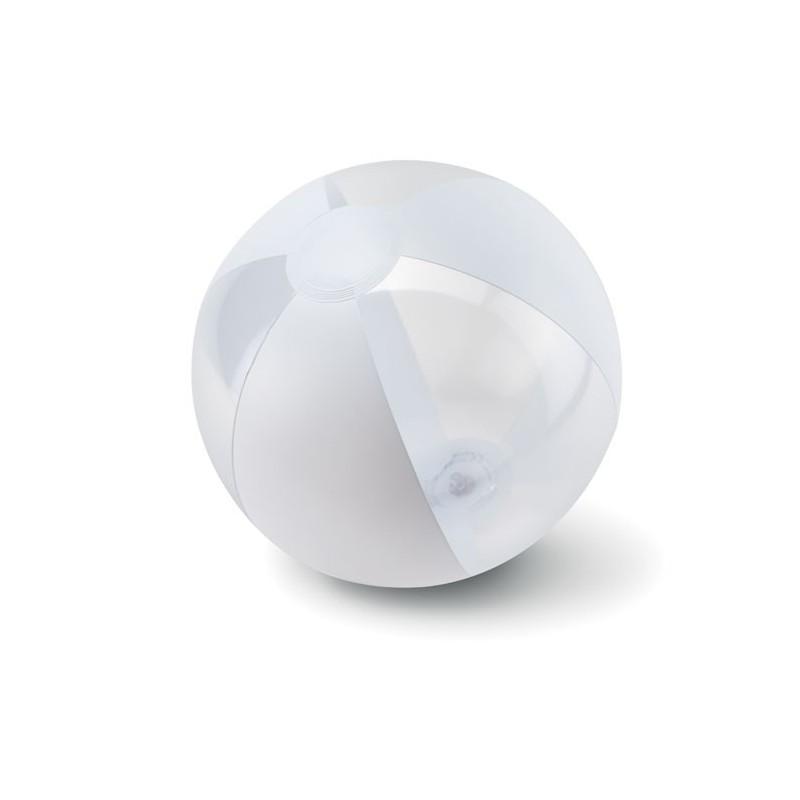 AQUATIME - Minge gonflabilă de plajă      MO8701-06, White