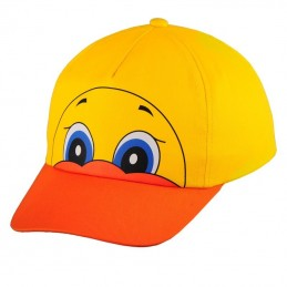 DUCKY cap,  Sapca cu ratusca - R08740, galben