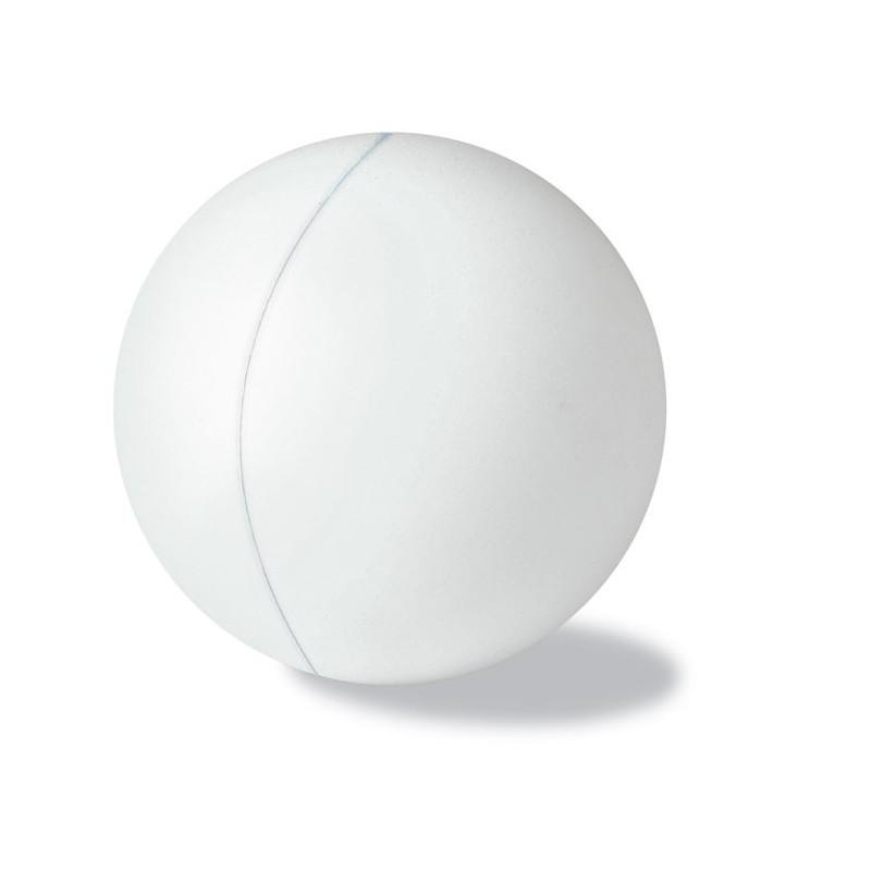 DESCANSO - Minge anti-stres PU            IT1332-06, White