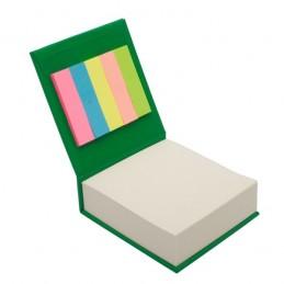 PAPER POST suport cu notite si autoadezive - R73674.05, Verde