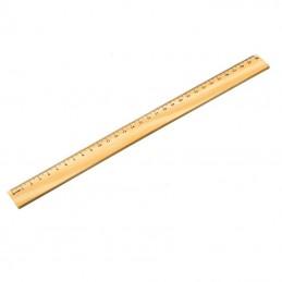 RULER. Liniar - Rigla 30 cm din lemn - R64333, natur