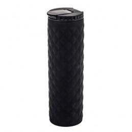 TALLIN Cana termoizolanta cu Flip-Up opening  450 ml - R08321.02, negru
