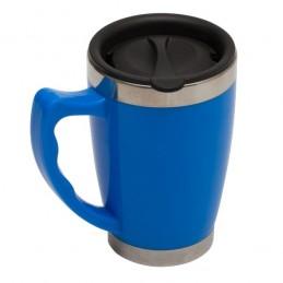 COPENHAGEN Cana termoizolanta 380 ml, metal in interior - R08364.28, albastru