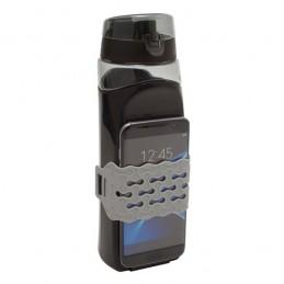 ALWAYS ON LINE sports bottle 850 ml,  black - R08299.02, negru