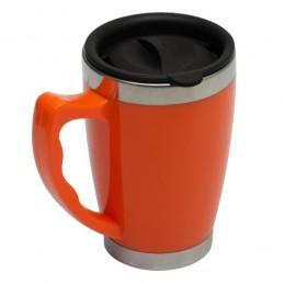 COPENHAGEN Cana termoizolanta 380 ml, metal in interior - R08364.15, orange